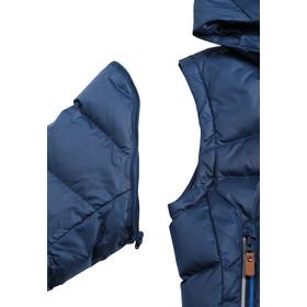 Reima Martti Down Jacket Gutter Jeans Blue